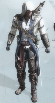 Обзор скинов и нарядов Assassin's Creed III - Assassin's Creed RU