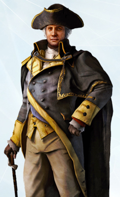 Персонажи Assassin's Creed III