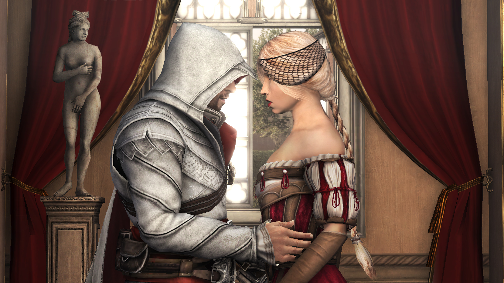 Assassin's creed brotherhood nude girl erotic film
