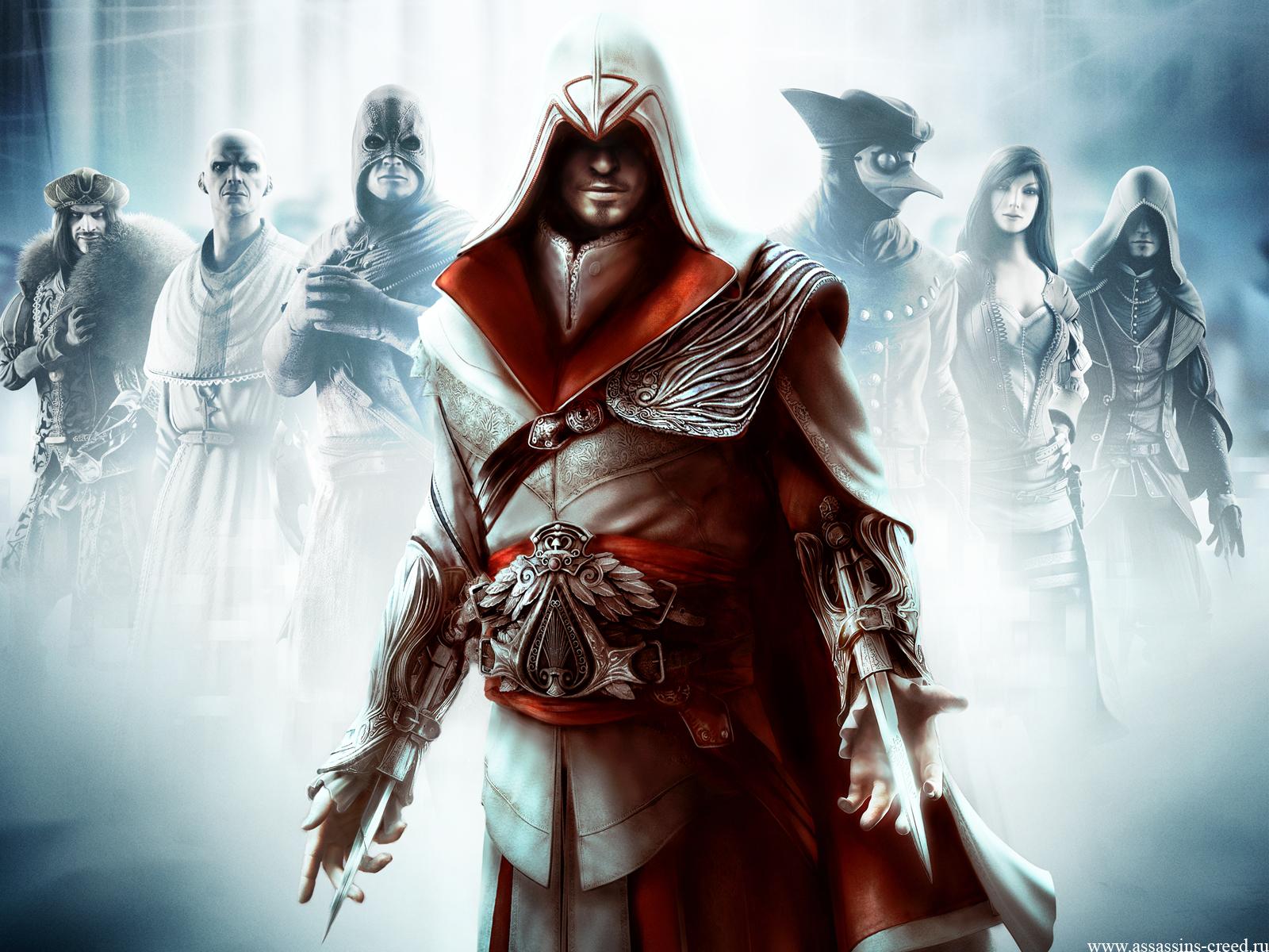 Трейнер для Assassin's Creed Brotherhood имеет пять функций. Список