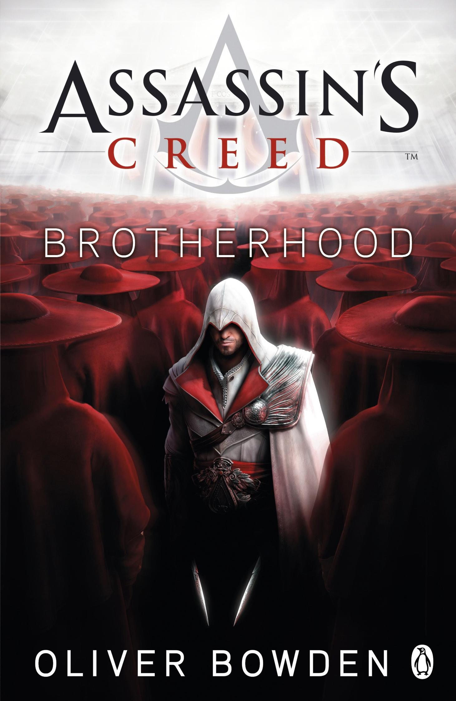 книга assassins creed brotherhood на русском скачать