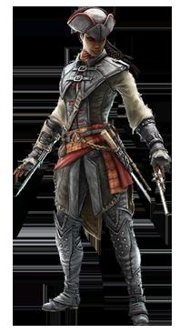 ������� ������� Assassin's Creed Liberation HD