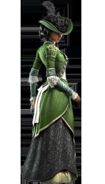 Система Персоны Assassin's Creed Liberation HD