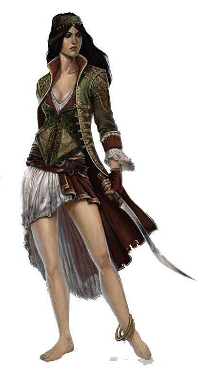 Ассасин крид 4 пиратку